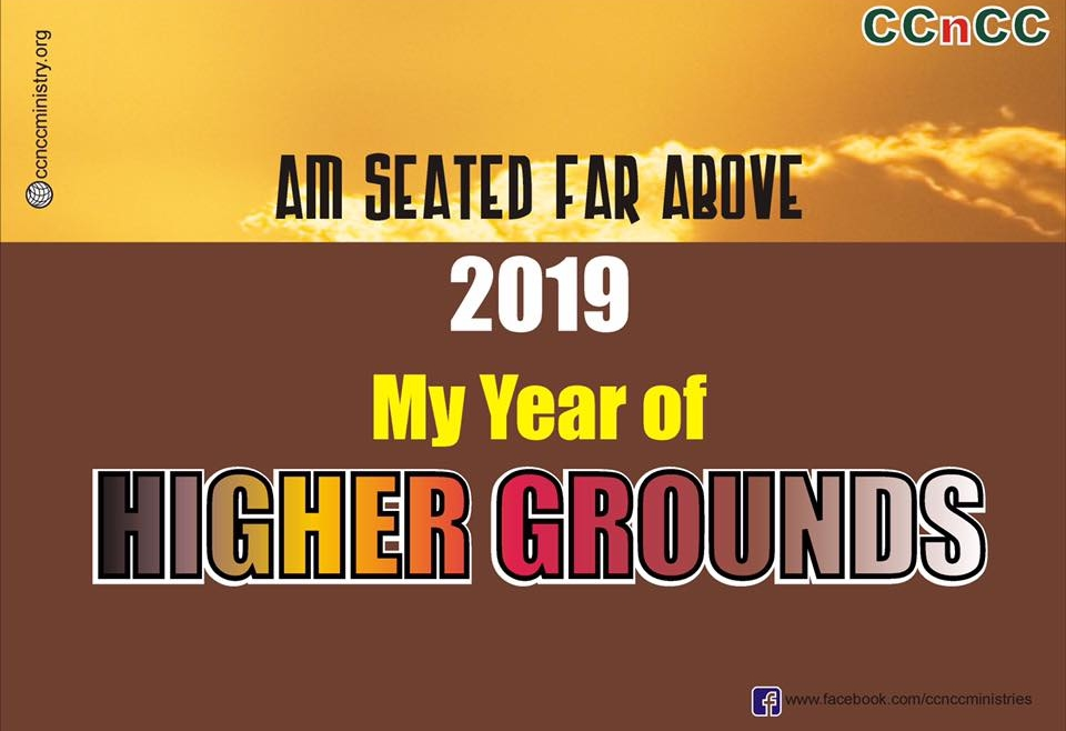 Year of Higher Grounds