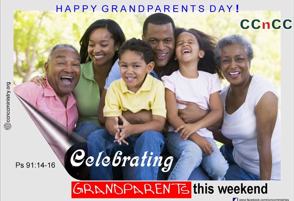 🔵💚HAPPY GRANDPARENTS WEEKEND💚🔵