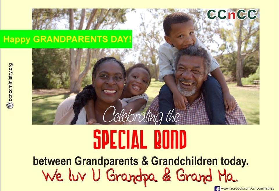 🔴🍀 To All NANAS and PAPAs, GRANDPARENTs 🍀🔴