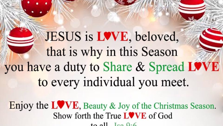 ❤️SHARE THE PURE LOVE OF GOD❤️